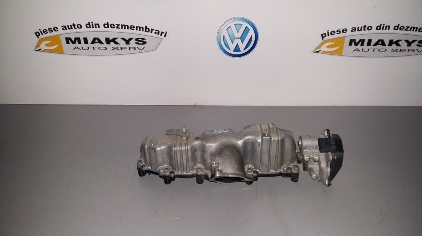 Galerie admisie cu motoras VW Golf 6