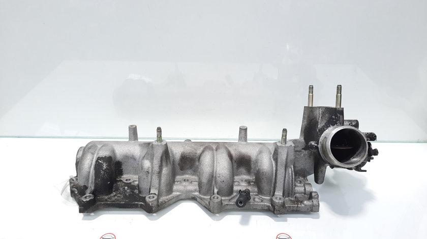 Galerie admisie cu supapa, Mazda 6 Station Wagon (GY) [Fabr 2002-2007] 2.0 d, RF5C, 6 vit man