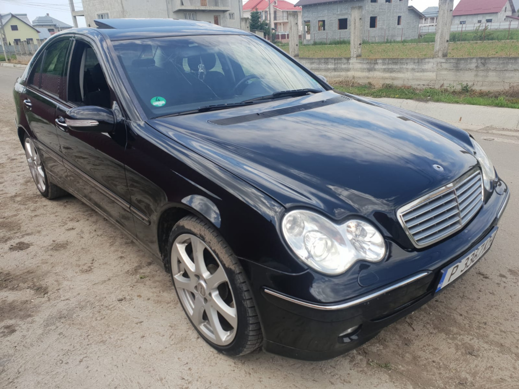 Galerie admisie Mercedes C-Class W203 2006 om642 3.0 cdi 224cp 3.0 cdi