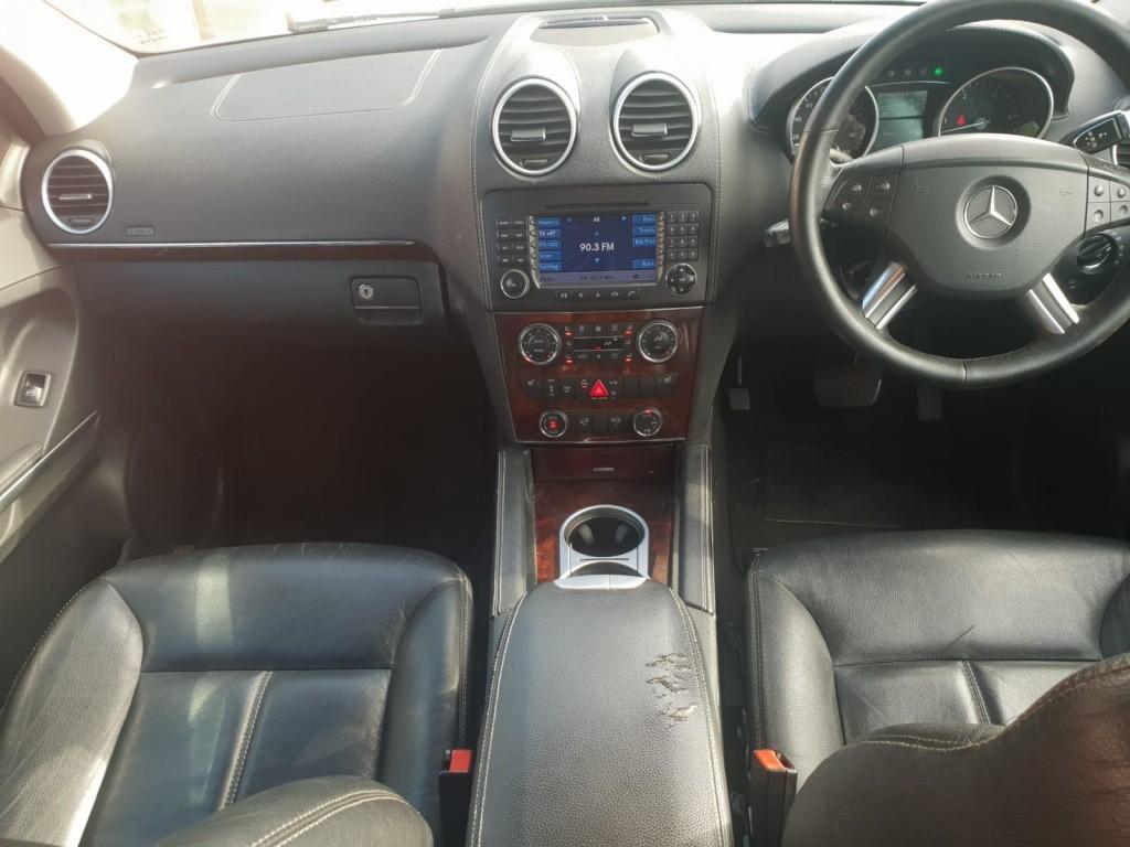 Galerie admisie Mercedes GL-Class X164 2008 420cdi 4.0 cdi v8