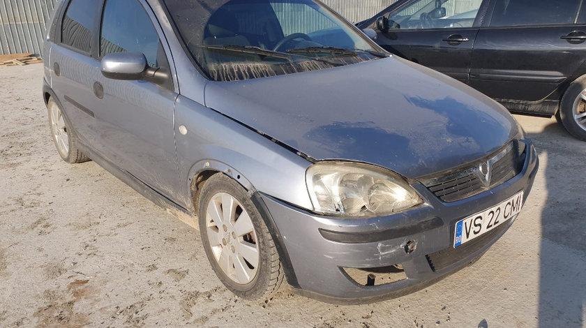 Galerie admisie Opel Corsa C 2003 facelift 1.2 benzina
