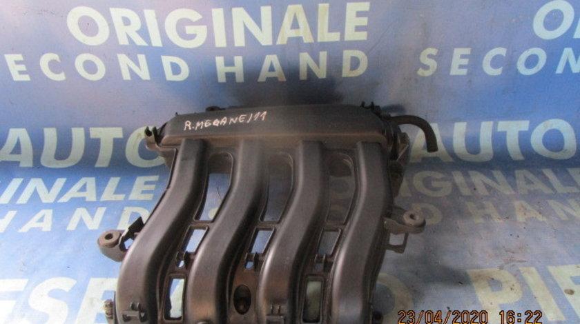 Galerie admisie Renault Megane 1.6 16v;  8200275053