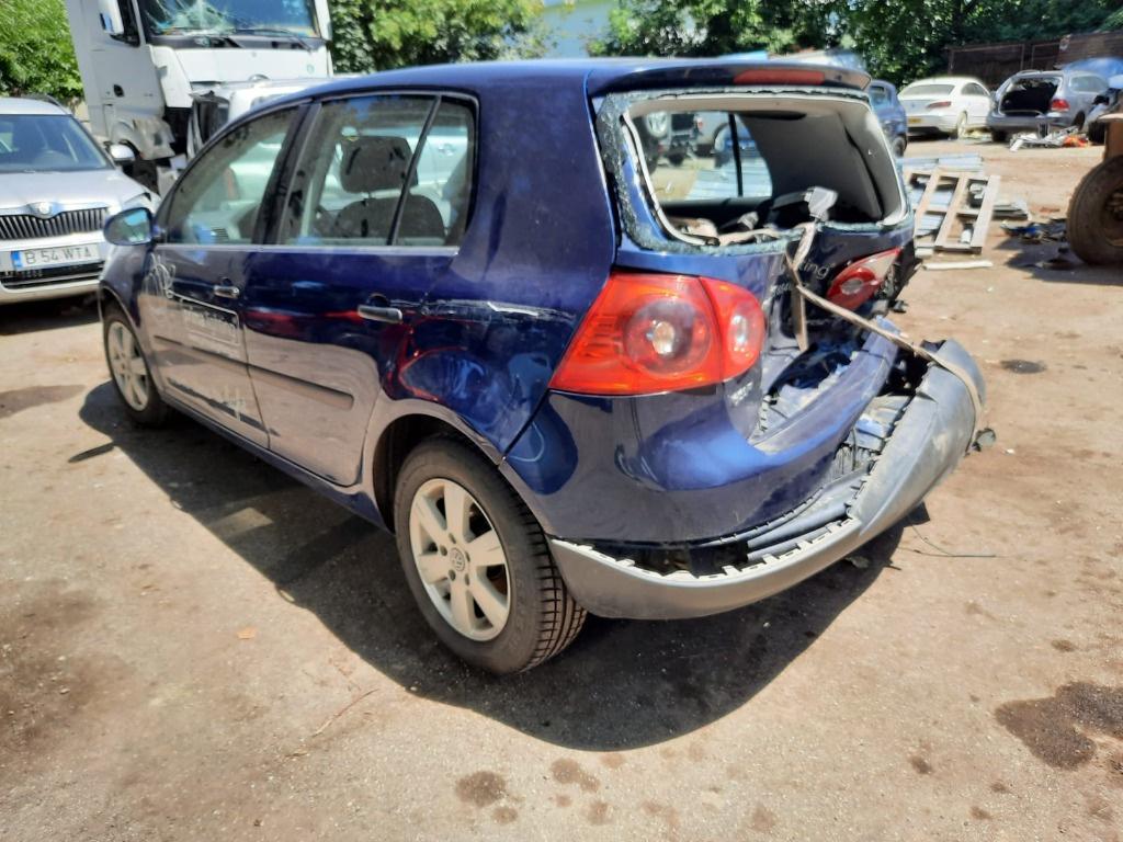 Galerie admisie Volkswagen Golf 5 2007 hatchback 1.9 TDI BKC BXE