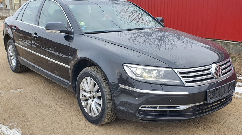 Galerie admisie Volkswagen Phaeton 2012 facelift 3.0 tdi cex