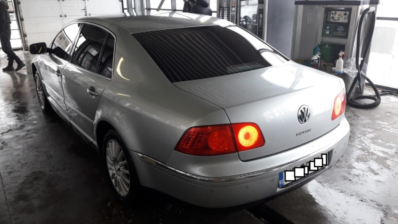 Galerie admisie VW Phaeton 2006 Berlina 3.0tdi