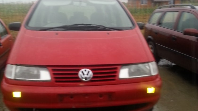 Galerie admisie VW Sharan 2.0 I benzina ATM 115cp an 1999