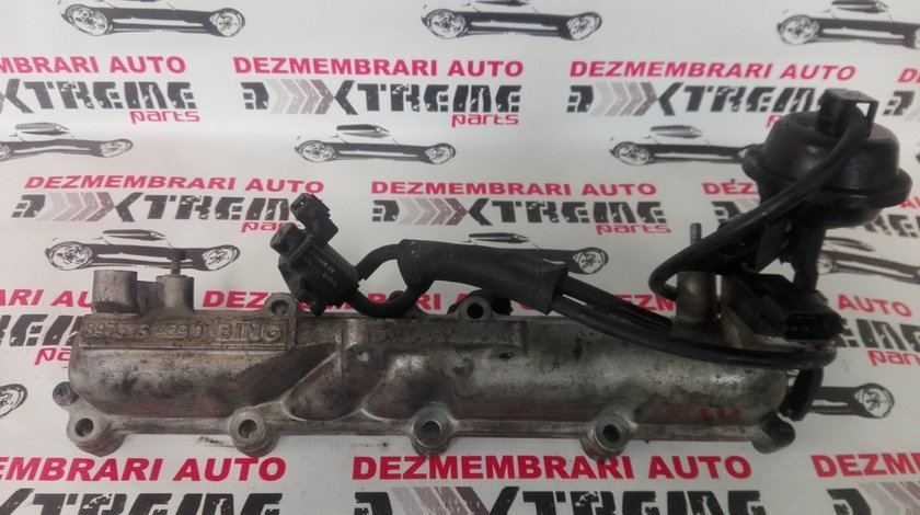 galerie de admisie 897313459 cu senzor de presiune 0281002487 pentru Opel Astra 1.7cdti tip z17dtl