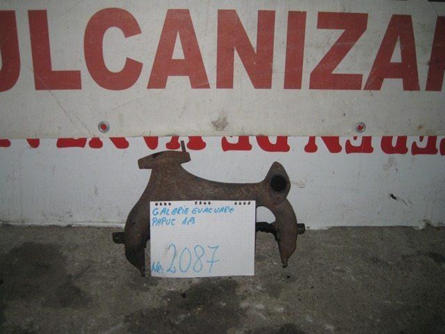 galerie evacuare dacia papuc 1.9 diesel