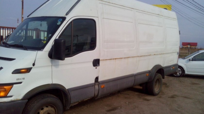 Galerie evacuare iveco daily 2.8 jtd 2003