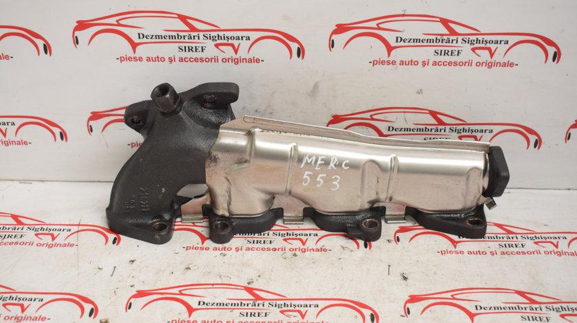 Galerie evacuare Mercedes C250 W204 2.2 CDI euro 5 553