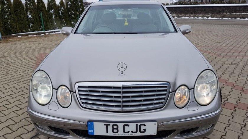 Galerie evacuare Mercedes E-CLASS W211 2004 berlina 2.2 cdi