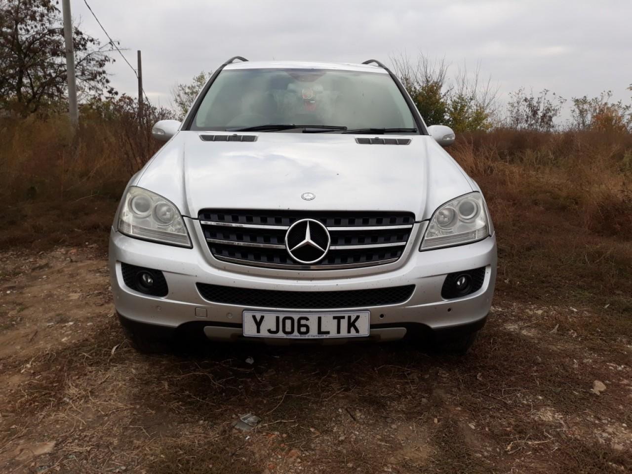 Galerie evacuare Mercedes M-CLASS W164 2007 SUV 3.0