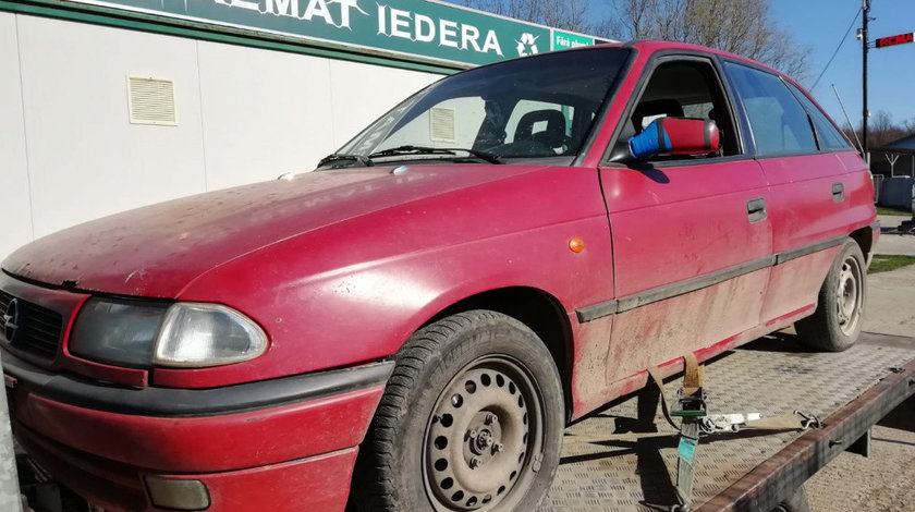 GALERIE EVACUARE OPEL ASTRA F HATCHBACK 1.7 DIESEL X17DT FAB. 1998 ZXYW2018ION