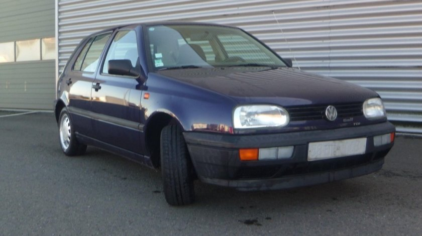 GALERIE EVACUARE VW GOLF 3 , 1.6 BENZ. FAB. 1991 - 1999 ZXYW2018ION