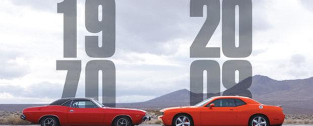 Galerie Foto: 40 de ani de Dodge Challenger
