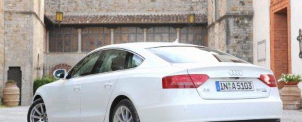 Galerie Foto: Audi A5 Sportback in detaliu