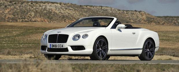 Galerie Foto: Bentley dezvaluie noi imagini cu gama Continental V8