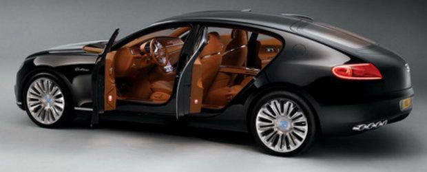 Galerie Foto: Bugatti 16C Galibier s-a intors... in negru