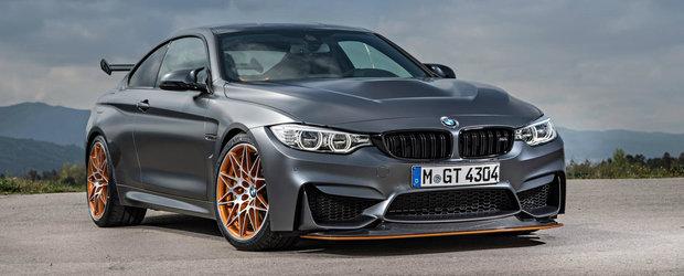 GALERIE FOTO cu cel mai tare BMW M lansat vreodata. Descopera noul M4 GTS din fiecare unghi si coltisor!