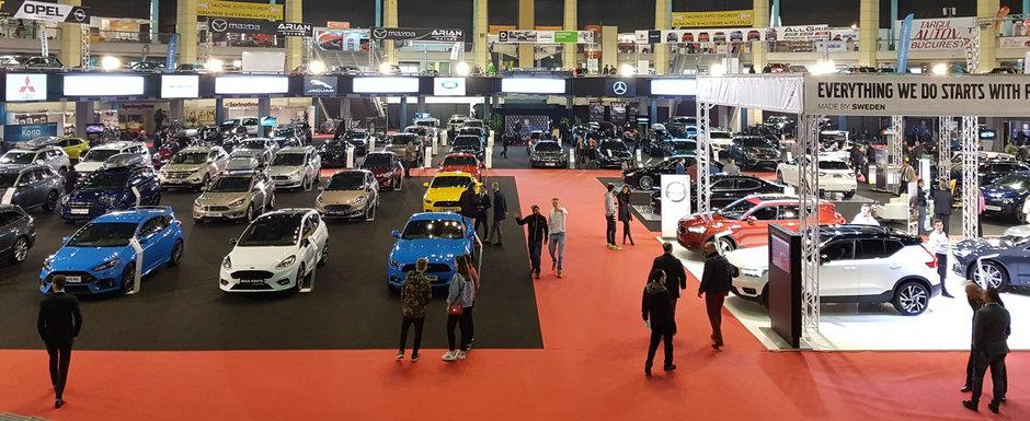 GALERIE FOTO de la Salonul Auto Bucuresti & Accesorii 2017. Ce masini poti vedea incepand de maine, la ROMEXPO