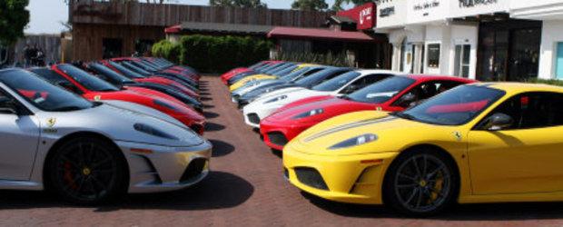 Galerie Foto: Ferrari Scuderia Gathering