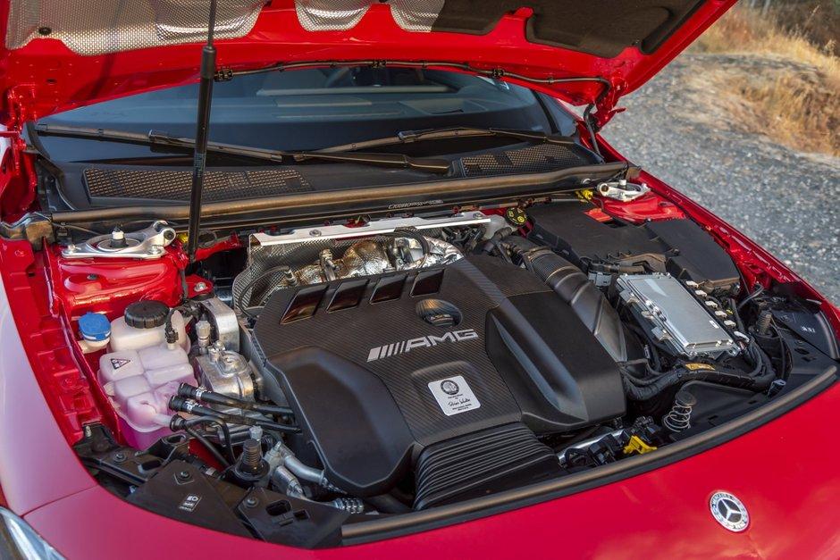 Galerie foto Mercedes-AMG A45 si CLA45