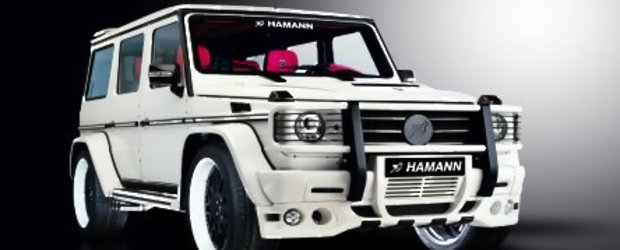 Galerie Foto: Mercedes G55 AMG by Hamann
