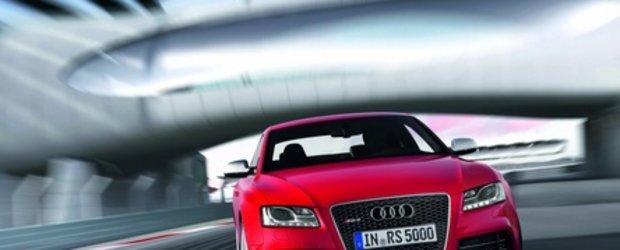 Galerie Foto: Noul Audi RS5 in toata splendoarea sa