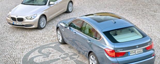 Galerie Foto: Noul BMW Seria 5 GT in detaliu