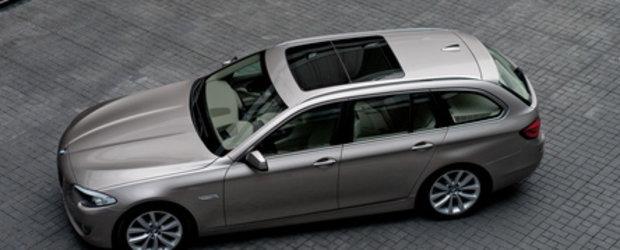 Galerie Foto: Noul BMW Seria 5 Touring - 150 motive sa il adori