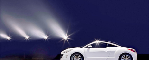 Galerie Foto: Noul Peugeot RCZ revine sub lumina reflectoarelor