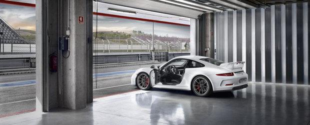 Galerie Foto: Noul Porsche 911 GT3 ni se dezvaluie in toata splendoarea sa
