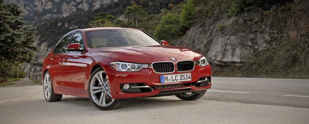 Galerie Foto: Peste 160 de noi imagini cu BMW Seria 3 F30
