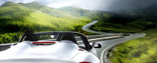 Galerie Foto: Porsche Boxster Spyder