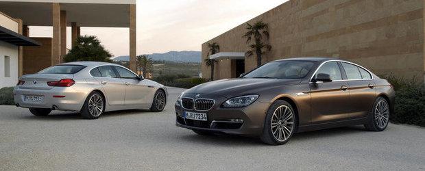 Galerie Foto: Toate privirile catre noul BMW Seria 6 Gran Coupe!