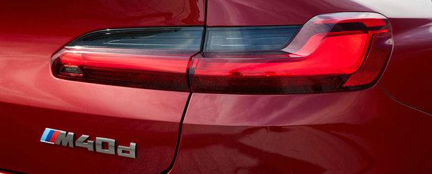 GALERIE FOTO uriasa cu noul SUV coupe de la BMW. Disponibil in premiera cu un motor diesel de 326 de cai