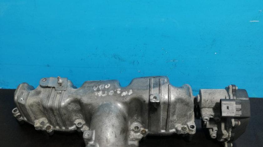 Galerie + motoras admisie Volkswagen / Audi / Seat / Skoda 2.0 TDI 03L129711, 03L129086