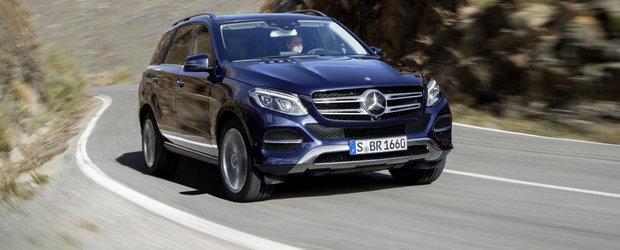 GALERIE VIDEO: Descopera in detaliu noul Mercedes GLE