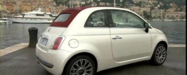 Galerie Video: Noul Fiat 500 Cabrio