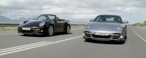 Galerie Video: Noul Porsche 911 Turbo S in detaliu