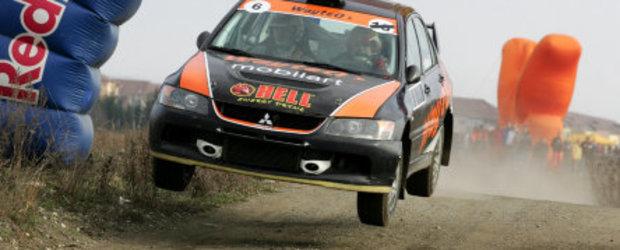 Galerie Video: Sibiu Rally Show 2009