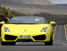 Gallardo LP560-4 Spyder debuteaza la Los Angeles Auto Show