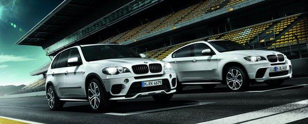 Gama BMW Performance se prezinta on-line