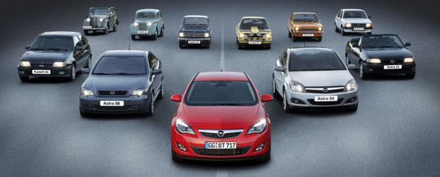 Gama de modele compacte Opel: de 75 de ani, o poveste de succes