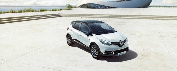 Gama Renault Captur primeste o noua versiune si un nou motor