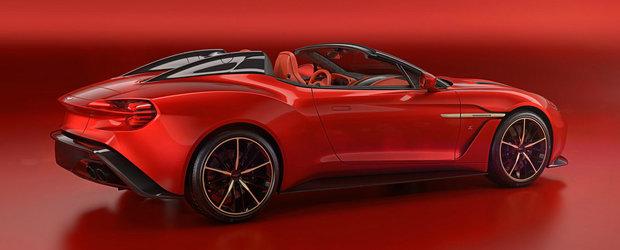 Gama Vanquish Zagato se imbogateste cu doua noi modele: Speedster si Shooting Break