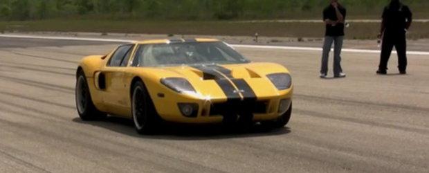 Game Over! Heffner Ford GT - 429.5 km/h intr-o mila!