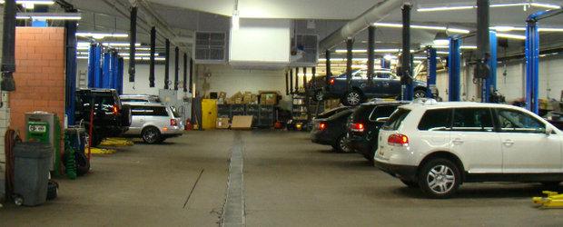 Garantia masinilor Volkswagen luate prin Porsche Romania creste de la 2 la 4 ani