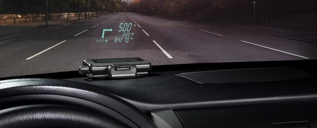 Garmin face Head-Up Display-ul accesibil oricarui sofer