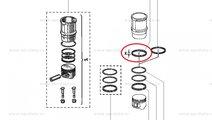 Garnitura camasa cilindru motor Renault R19, 0.08 ...